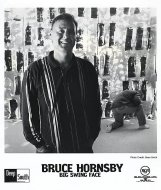 Bruce Hornsby Promo Print