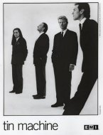 Tin Machine Promo Print