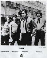 R.E.M. Promo Print