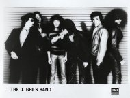 The J. Geils Band Promo Print