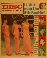 Disc And Music Echo Magazine
