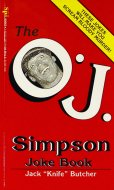 The O.J. Simpson Joke Book Book