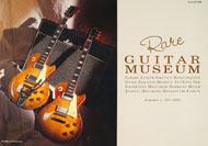 Rare Guitar Museum Book
