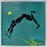 "Steve Winwood, Arc Of A Diver Vinyl 12"" (Used)"
