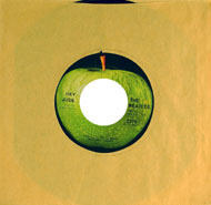 "Hey Jude Vinyl 7"" (Used)"