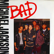 """Bad Vinyl 7"""" (Used)"""