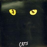 """Cats Vinyl 12"""" (Used)"""
