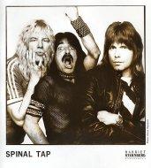 Spinal Tap Promo Print