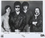 Electric Light Orchestra Promo Print