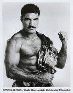 World Heavyweight Kickboxing Champion Promo Print