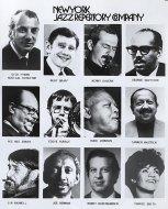 New York Jazz Repertory Company Promo Print