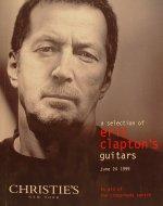 Eric Clapton Program