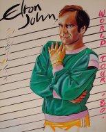 Elton John Program