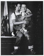 Pauly Shore Vintage Print