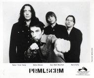 Primal Scream Promo Print