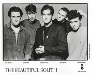 The Beautiful South Promo Print