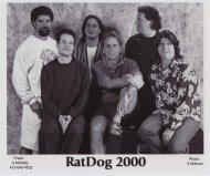 RatDog Promo Print