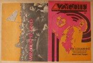 Zygote Vol. 1 No. 1 Magazine