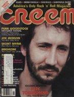 Creem Vol. 12 No. 6 Magazine