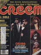 Creem Vol. 10 No. 11 Magazine