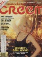Creem Vol. 11 No. 1 Magazine