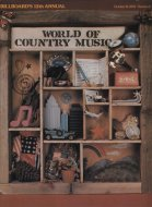 Billboard: World of Country Music Magazine