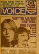 The Village Voice Vol. 21 No. 41 Magazine