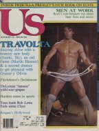 Us Magazine Aug. 15, 1983 Magazine