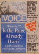The Village Voice Vol. 22 No. 4 Magazine