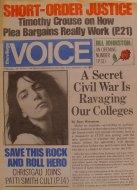 The Village Voice Vol. 22 No. 3 Magazine