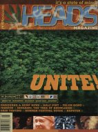 Heads Magazine No. 1 Magazine