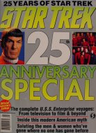 Star Trek 25th Anniversary Special Magazine
