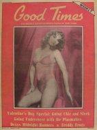 Good Times No. 323 Magazine
