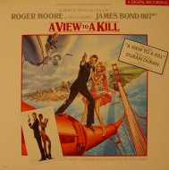 """Roger Moore Vinyl 12"""" (Used)"""