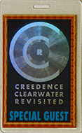 Creedence Clearwater Revisited Laminate