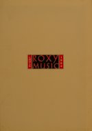 Levi's Roxy Music 1982 Program