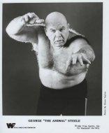 "George ""The Animal"" Steele Promo Print"