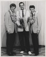 Everly Brothers Vintage Print