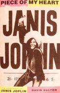 Piece of My Heart, Janis Joplin Book