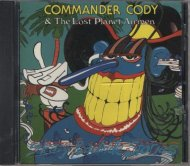 Commander Cody & His Lost Planet Airmen CD