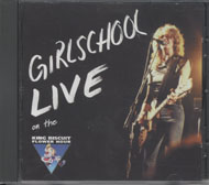 Girlschool CD