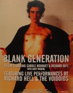 Richard Hell Poster