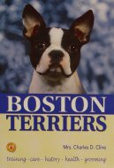 Boston Terriers Book