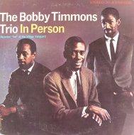 "Bobby Timmons Trio Vinyl 12"" (Used)"