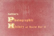 Collier's Photographic History Of World War II Book