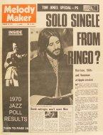 Melody Maker Magazine