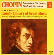"Chopin Vinyl 12"" (New)"