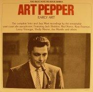 """Art Pepper Vinyl 12"""" (Used)"""