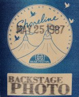 Pepsi Music Festival Backstage Pass