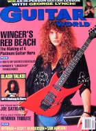 Guitar World Vol. 11 No. 10 Magazine